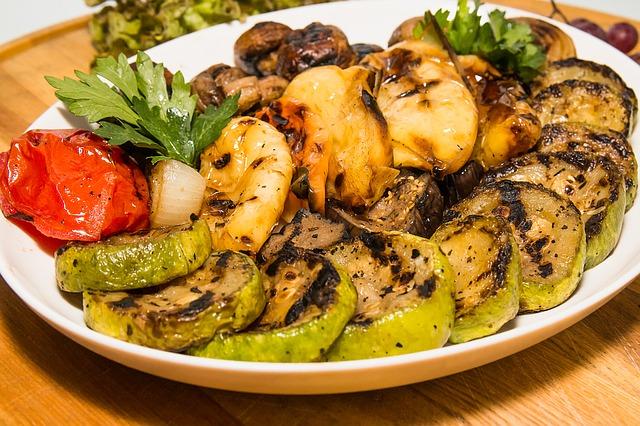 las mejores verduras para acompañar tu parrillada argentina