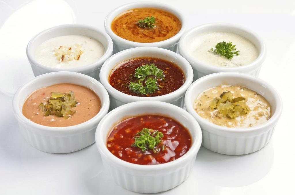 Las 4 mejores salsas para acompañar un asado