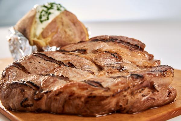 La bondiola, el corte de carne ideal para un asado argentino