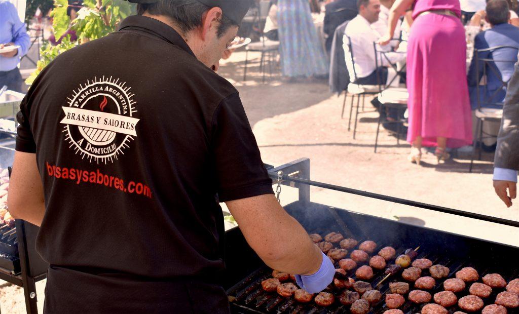 catering barbacoa para bodas, contacta con nosotros