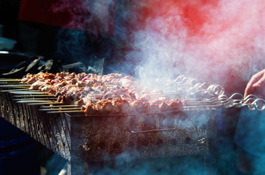 carnes ahumadas a las brasas