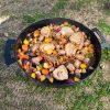 disco de arado para cocinar